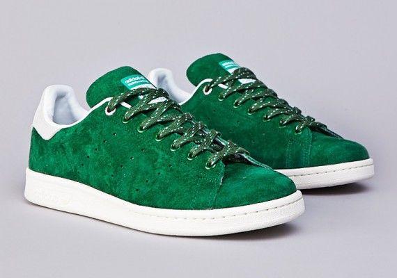 adidas Stan Smith Skateboarding Amazon Green