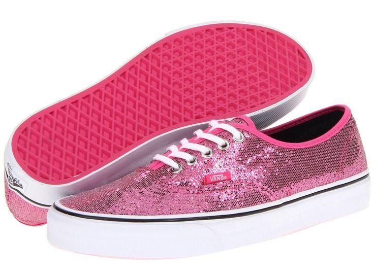 vans authentic viii pink