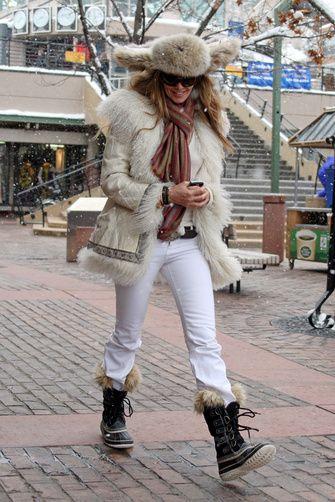 Look ski: La reina de las nieves | Galería de fotos 13 de 66 | GLAMOUR:
