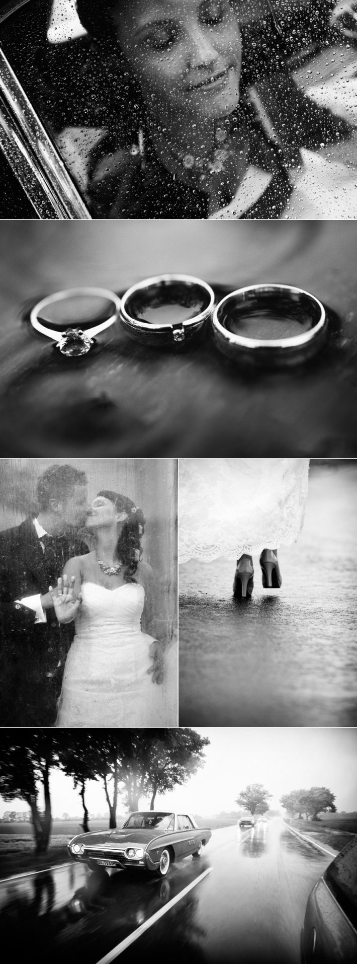 Hochzeit mit Regen I …bringt Segen » Fotografie Doreen Kühr