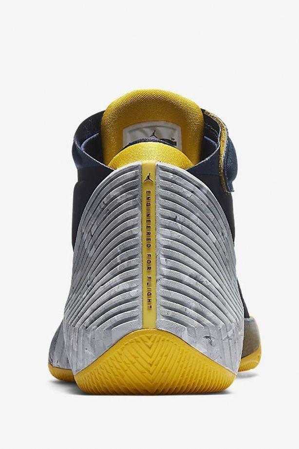Nike Air Jordan Why Not Zero 1 Michigan Sneakers Air Jordans
