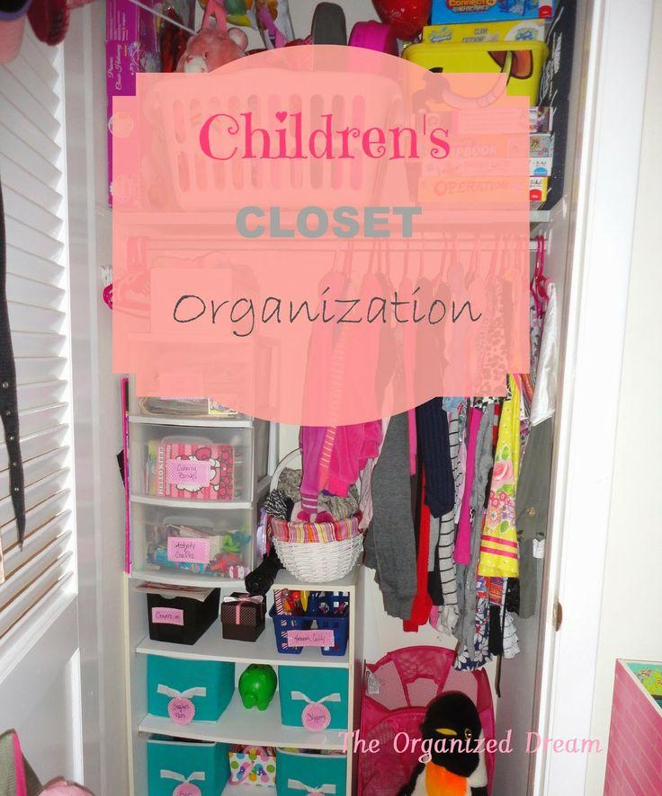 9 best Children's closets images on Pinterest | Child room ...