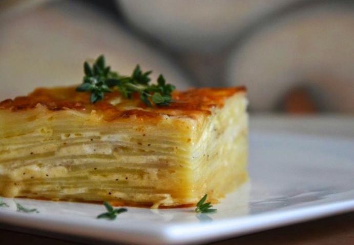 Картофельная запеканка с сыром | БелНовости | Новости Беларуси