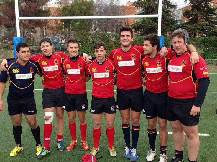 equipo de rugby español - Buscar con Google