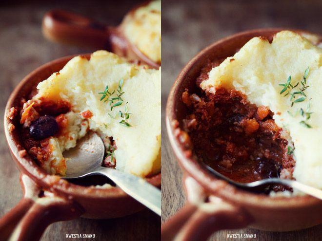 Zapiekanka z mielonym mięsem - Przepis: Mięsem Pod, Mielonym Indykiem, Mielonym Mięsem, Food, Mięsem Indyka