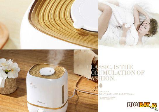 Humidificador Ultrasónico Cool Mist para Hogar 4L - digibay.es