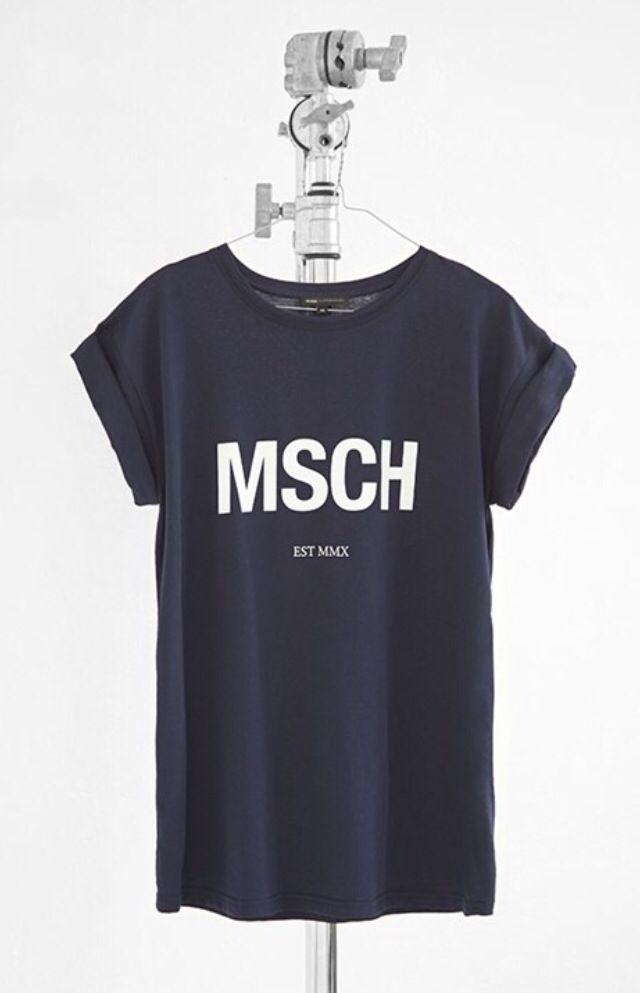 MSCH t-shirt