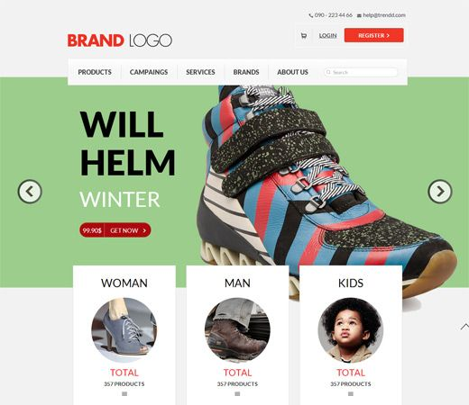 Brand Logo a Flat ECommerce Bootstrap Responsive Web Template