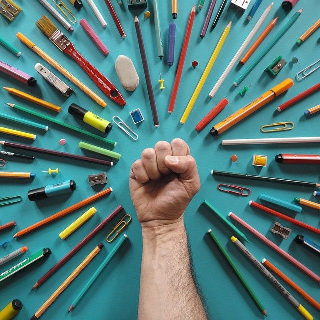 Benedetto Demaio's Rainbow-Colored Imagery | iGNANT.de