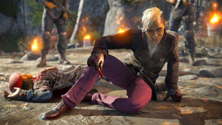 Caracteristicas y Requisitos de juegos: Far Cry 4