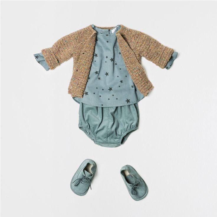 Veste couleurs et chemise étoiles - Shop by Look - Nouveau - Nés   Zara Home…