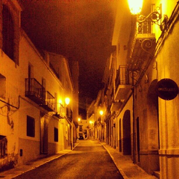 Calle Moreras