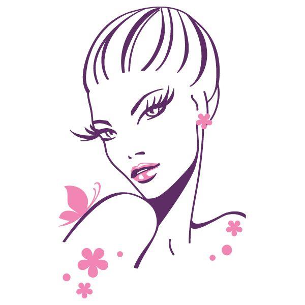 Las 25 mejores ideas sobre logo de sal n de belleza en for Salon de la plv