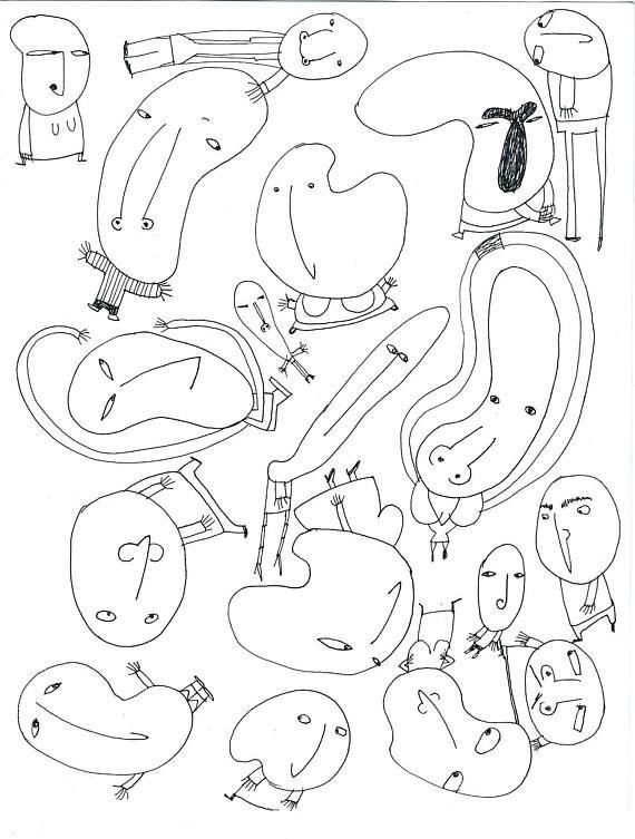 25 unique weird drawings ideas on pinterest weird art for 9x7 kitchen designs