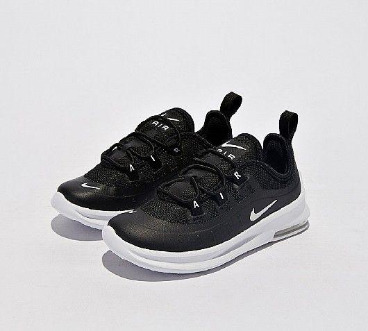 quality design cb27a c5060 Nike Nursery Air Max Axis Trainer | Black / White ...