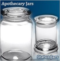 The Jar Store - The lowest prices on glass jars for everyday use.  So many sizes, shapes & for so many purposes!