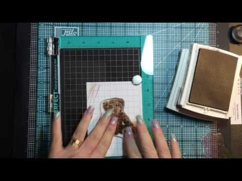 Hampton Arts Stamp Perfect Review, Demonstration & Misti comparison - YouTube