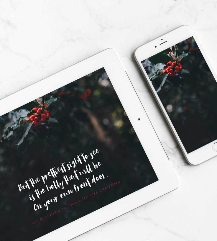 Free December 2016 Calendar for iPad and iPhone