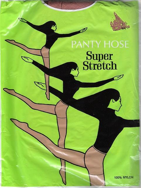 Vintage Seamless Stockings Package by wearitsatvintage, via Flickr
