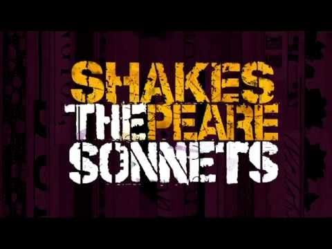 SHAKESPEARE: THE SONNETS. The sonnets made into songs.