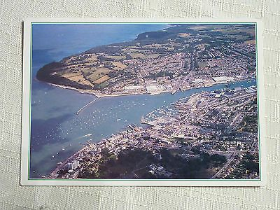 Aerial View PC of Cowes, Isle of Wight