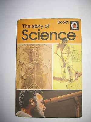 Vintage Ladybird Book - The Story of Science Books 1