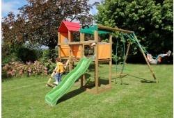 Portique aire de jeux pour enfants