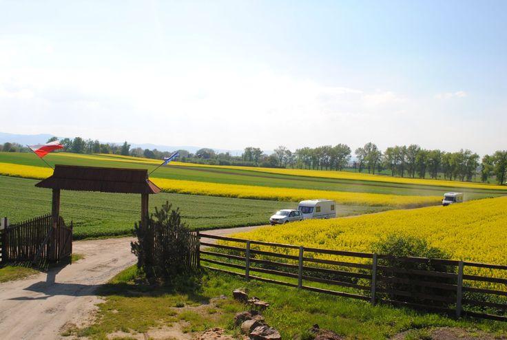 Gezellige familiecamping in het zuidwesten van Polen, ideaal voor kinderen