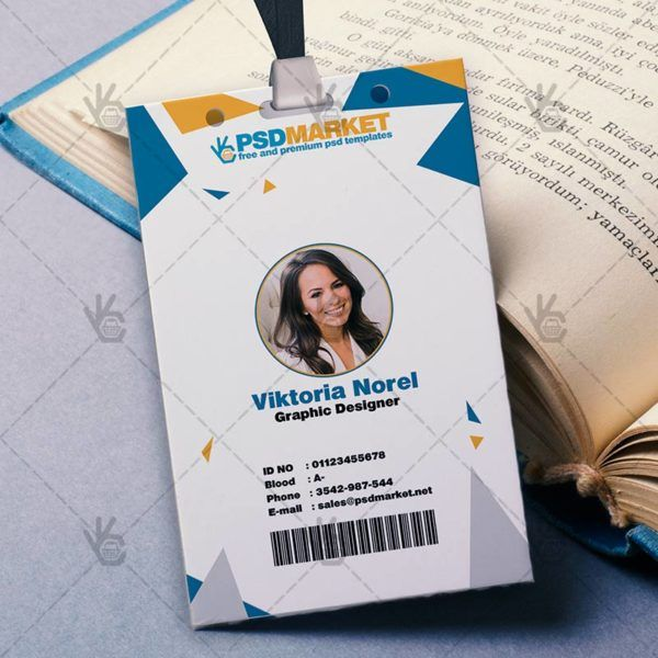 Business – Free ID Card PSD Template. #BusinessIDCard #clean #CorporateIdcard #display #freepsd #graphic #idcard #marketing #modern #officeidcard #premium #professional #promotion #psdmarket DOWNLOAD PSD TEMPLATE HERE: https://www.psdmarket.net/shop/business-free-id-card-psd-template/ MORE FREE AND PREMIUM PSD TEMPLATES: https://www.psdmarket.net/shop/