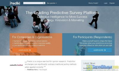 Review Prediki Online Survey Dengan Sistem Prediksi #PaidSurvey