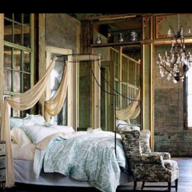 Romantic bohemian bedroom my bedroom pinterest farms for Bohemian bedroom ideas pinterest
