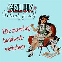 Club Geluk: zelf ontworpen stoffen, nostalgische woonaccessoires, textiel, wol, katoen, garen, hippe borduurpakketten, gebreide vogels en pl...