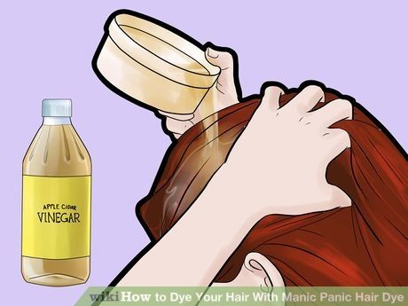 Image titled Dye Your Hair With Manic Panic Hair Dye Step 10