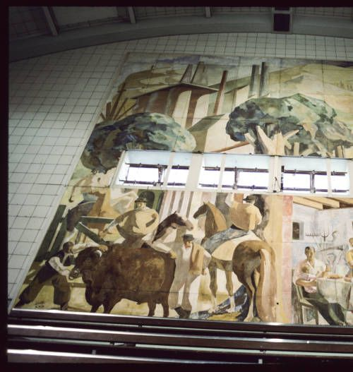 1000 Images About Robin Dunitz Slides Of Los Angeles Murals On Pinterest Parks Robins And