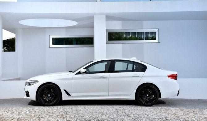 新型BMW5シリーズに試乗BMW