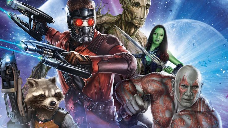 Guardians of the Galaxy (2014) 35