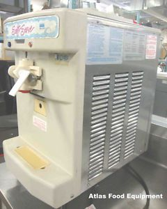 Taylor single counter top soft ice cream machine