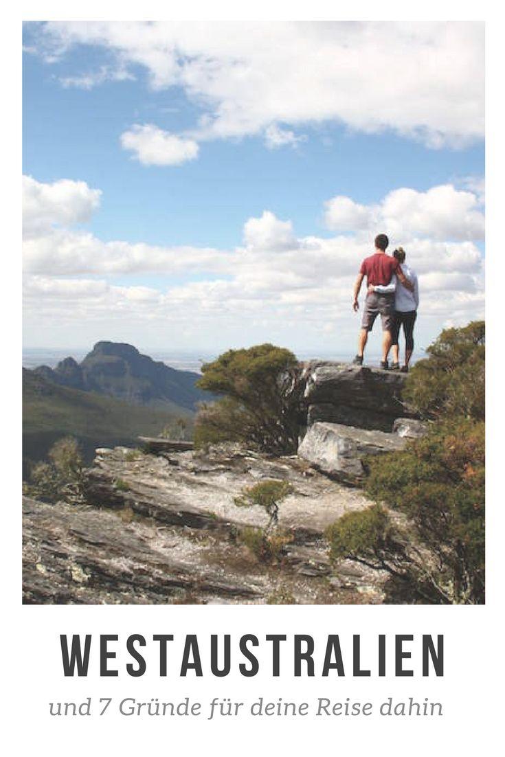 7 Gründe für eine Reise nach Westaustralien!
