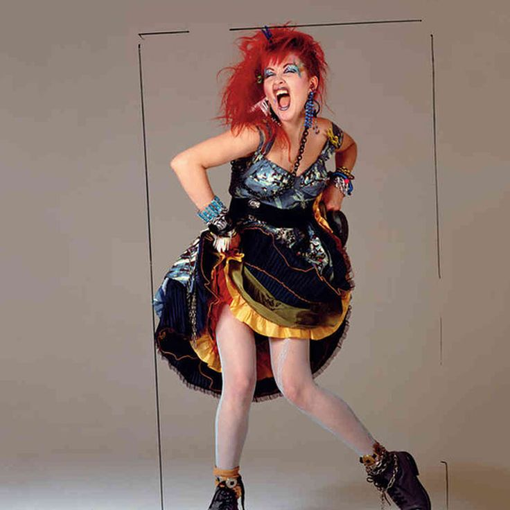 the 25 best cyndi lauper costume ideas on pinterest