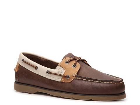 Sperry Top-Sider Men's Tritone Leeward Boat Shoe Boat Shoes Men's Shoes - DSW
