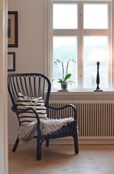 Storsele Chair From Ikea: One Option For Your Room. We Could Also Mount A  Shelf On Top Of Your Radiator, To Give You A Small Table Space. Ideas