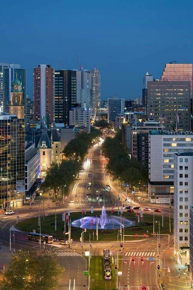 Hofplein - Rotterdam - The Netherlands