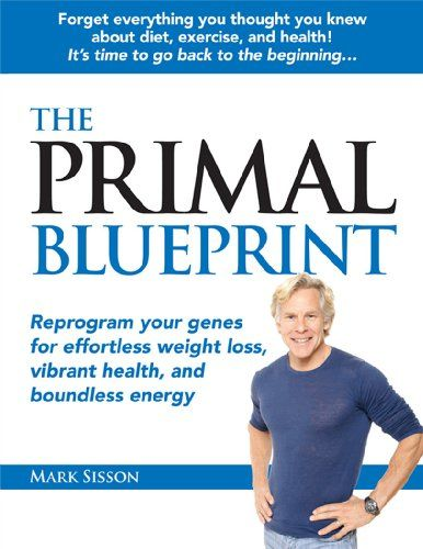 The Primal Blueprint book - FREE for a limited time. Filled with tons of great Paleo recipes that anyone can make.