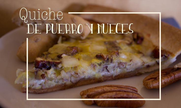 Quiche de puerro y nueces #work #bento #bentobox #comida #food #lunch #tupper #worklunch