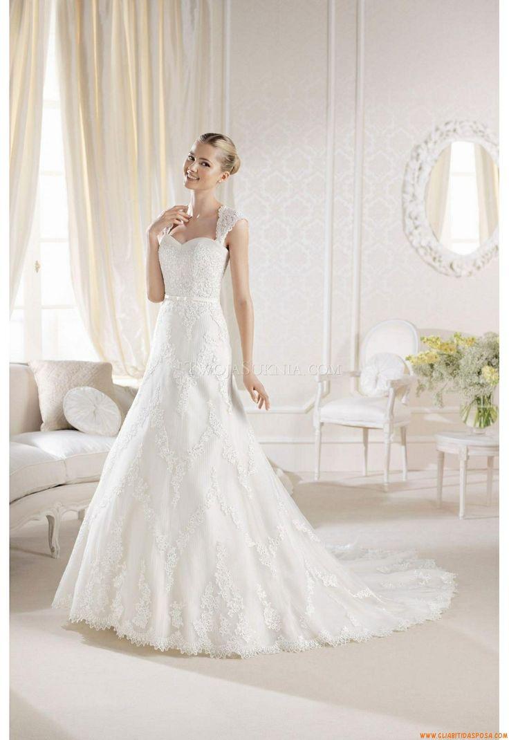 20 best Abiti da Sposa La Sposa images on Pinterest   Wedding frocks ...