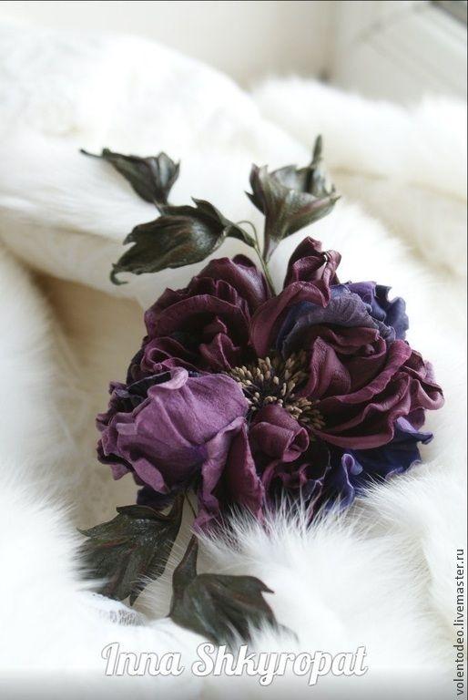 165 best handmade flowers m images on pinterest embroidery 8e45fb74021b1ef82e4e9d24f0x0 ukrasheniya ukrashenie iz kozhi krasnoeg 514 silk flowersleather flowersfabric mightylinksfo