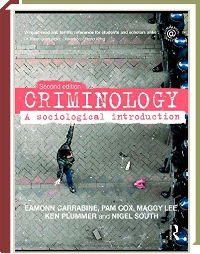 Criminology A Sociological Introduction Book Pdf Download Free
