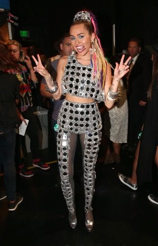 Miley Cyrus Vma Outfit 9