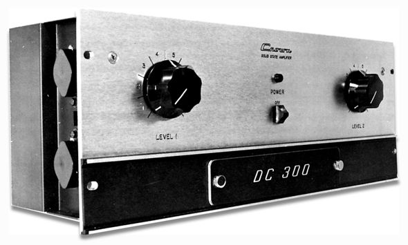 Crown DC-300 Amplifier