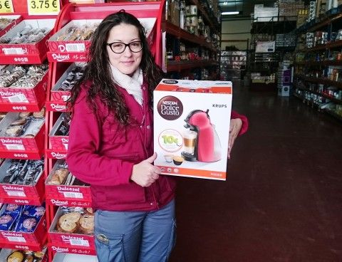 Sorteamos Cafetera Dolce Gusto !!